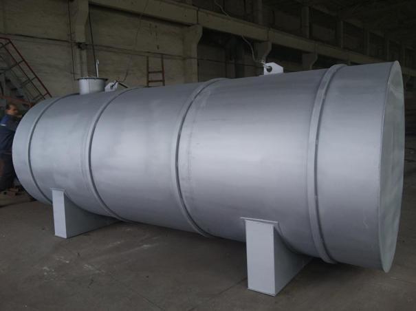 Емкость для дизельного топлива.2