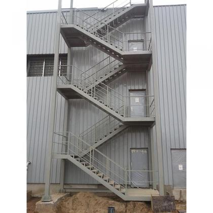 Металлические лестницы 2
