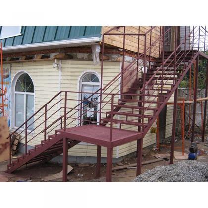 Металлические лестницы 5