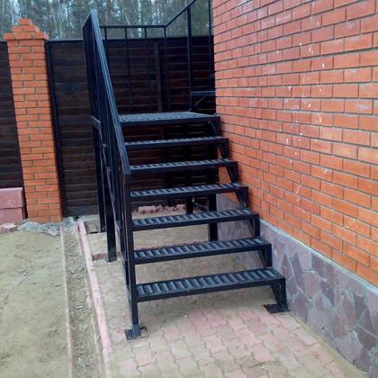 Металлические лестницы 6