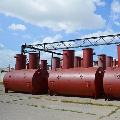 Underground tanks horizontal drainage_work_2