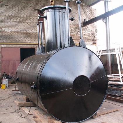 Underground tanks horizontal drainage_work_3