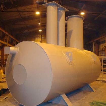 Underground tanks horizontal drainage_work_4