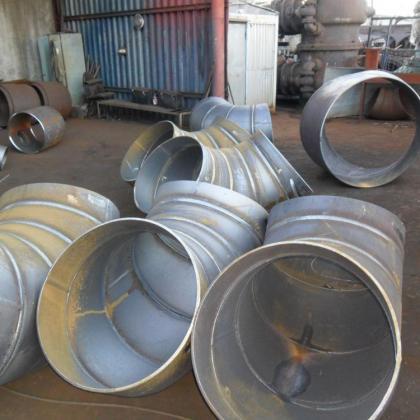 Металлические сварные отводы 3