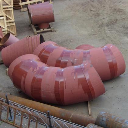 Металлические сварные отводы 6
