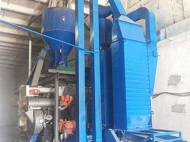 land-granulation-and-cooling-sunflower-and-soybean-meal-3